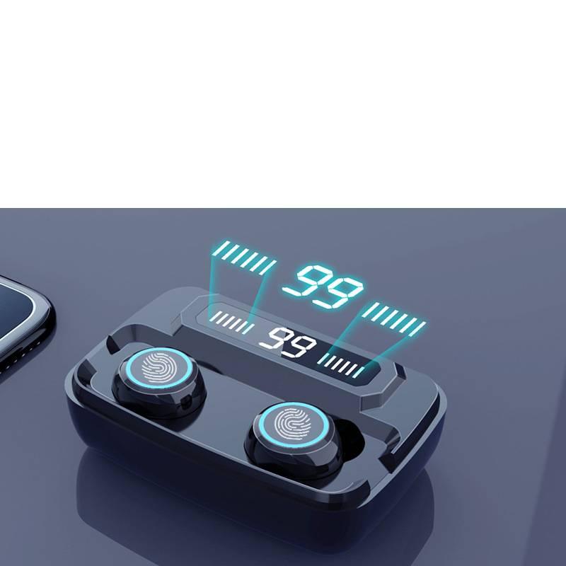 3500mAh LED Bluetooth Earphones Consumer Electronics Wireless Earphones & Headphones Type : S11 Dual Ear W|S11 Dual Ear B|S11 Dual ear LED W|S11 Dual ear LED B|M11 Dual ear LED B