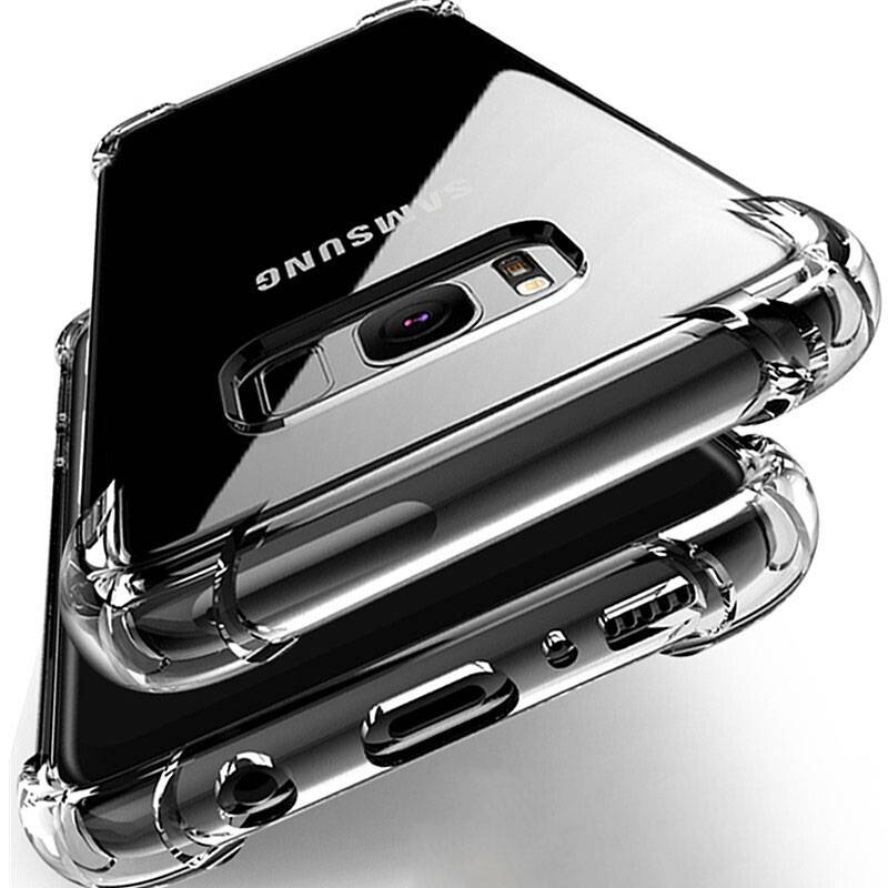 Shockproof Silicone Case for Samsung Galaxy