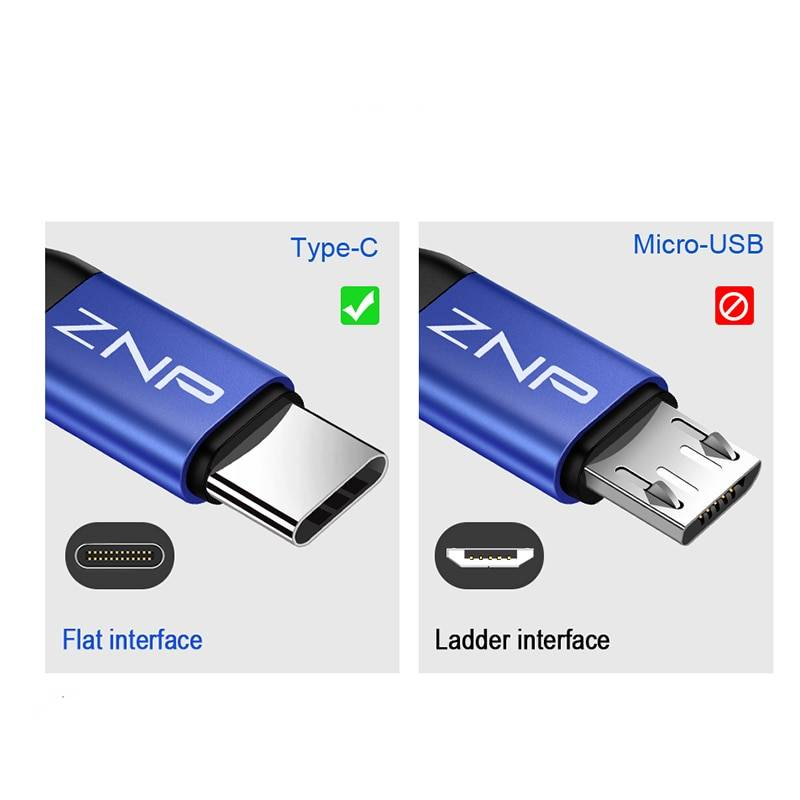 Fast Charging Type C USB Cables
