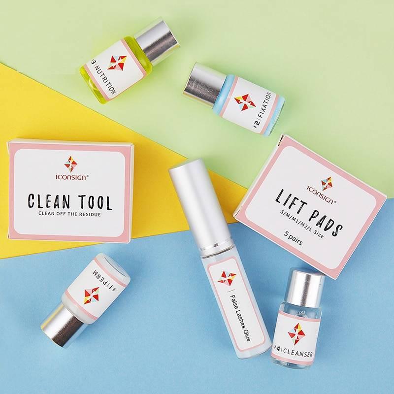 Makeup Lash Lifting Kit Beauty & Health Beauty Products Color : Same as Photos
