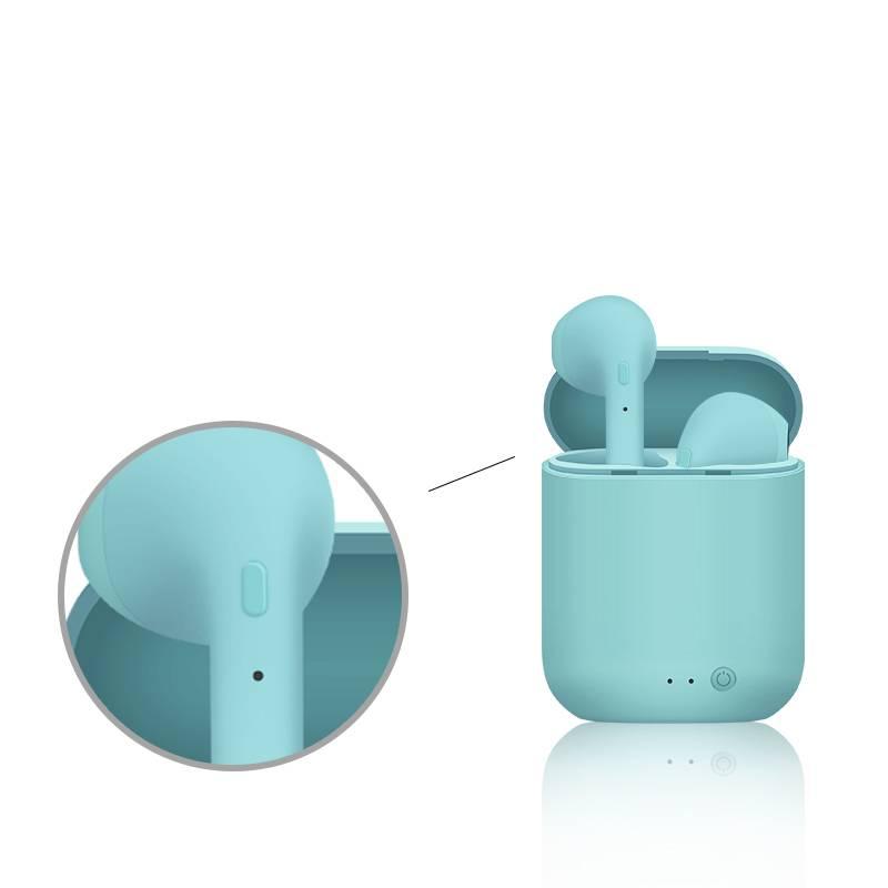 Multicolored Mini Wireless Earphones Consumer Electronics Wireless Earphones & Headphones Color : White Blue Green Yellow Pink