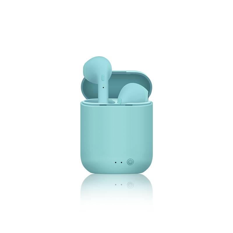 Multicolored Mini Wireless Earphones Consumer Electronics Wireless Earphones & Headphones Color: Blue