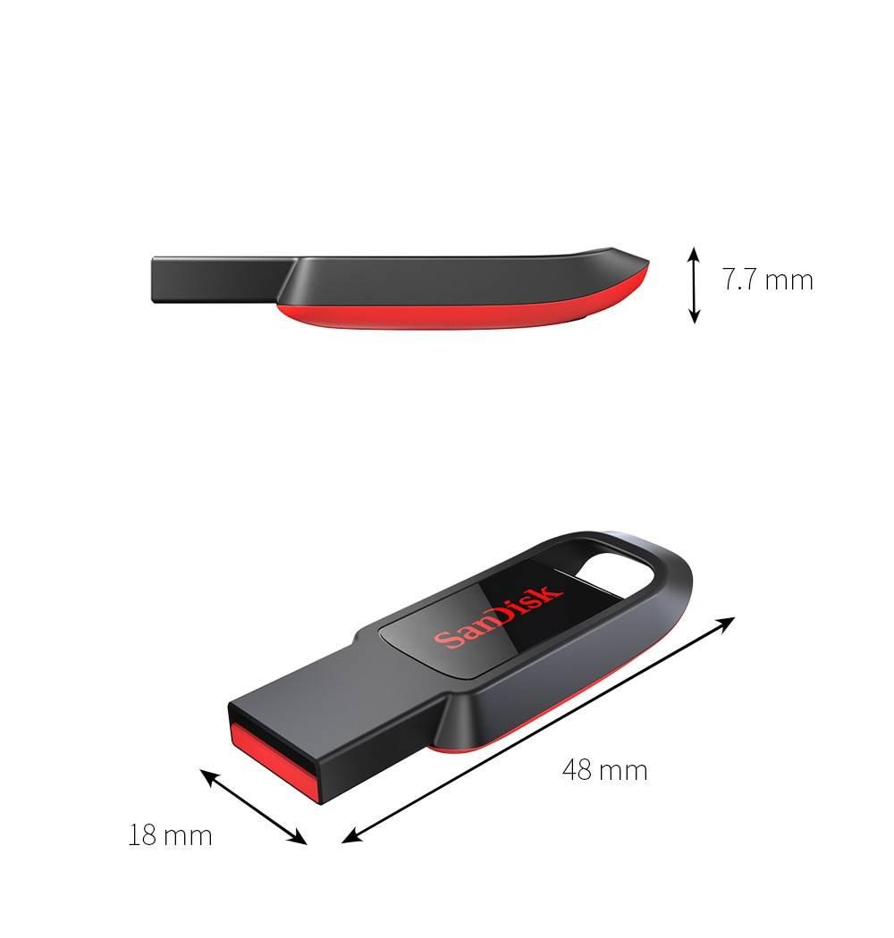 Fashion USB Flash Drive with Strap Computers & Tablets External Storage USB Flash Drives Capacity : 16GB|32GB|64GB|128GB