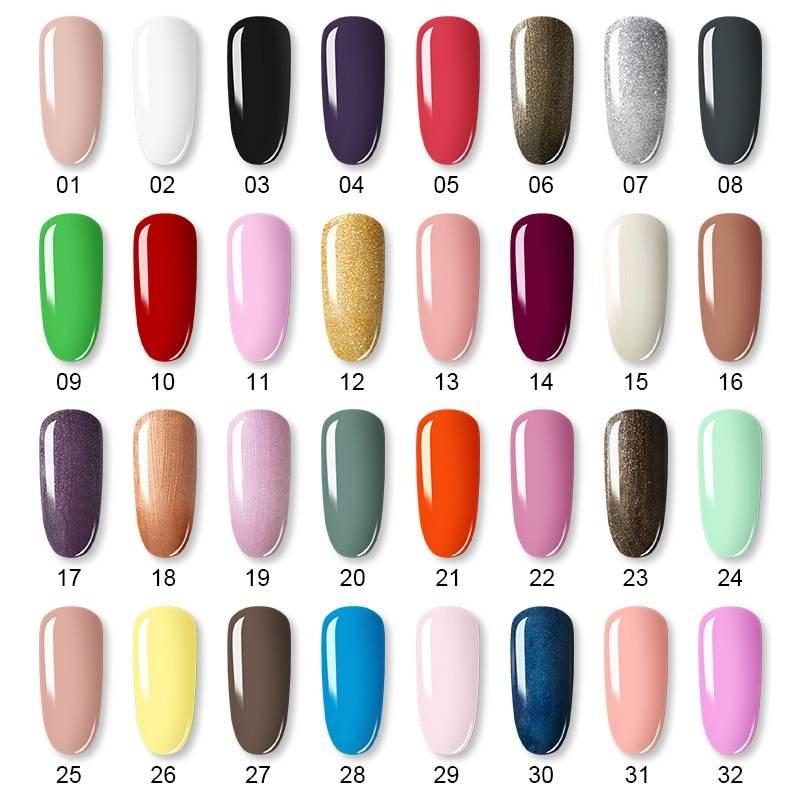 Colorful Hybrid Nail Polish Gel Beauty & Health Nail Gel Nail Tools Color : 02|03|07|10|12|14|35|42|04|05|06|08|01|09|11|2402|2451|2506|2520|2551|2562|2603|2604|2606|2651|2653|2657|2711|2810|2812|13|Top|B02|34|43|R17|R11|R07|R21|R25|A601|A602|A603|A604|A605|A606|A607|A608|A609|A610|2556|W01|W22|26|R11|R22|R01|R03|R05|R06|R12|R15|R23|R28|W02|W11|W12|W19|W36|58|Base
