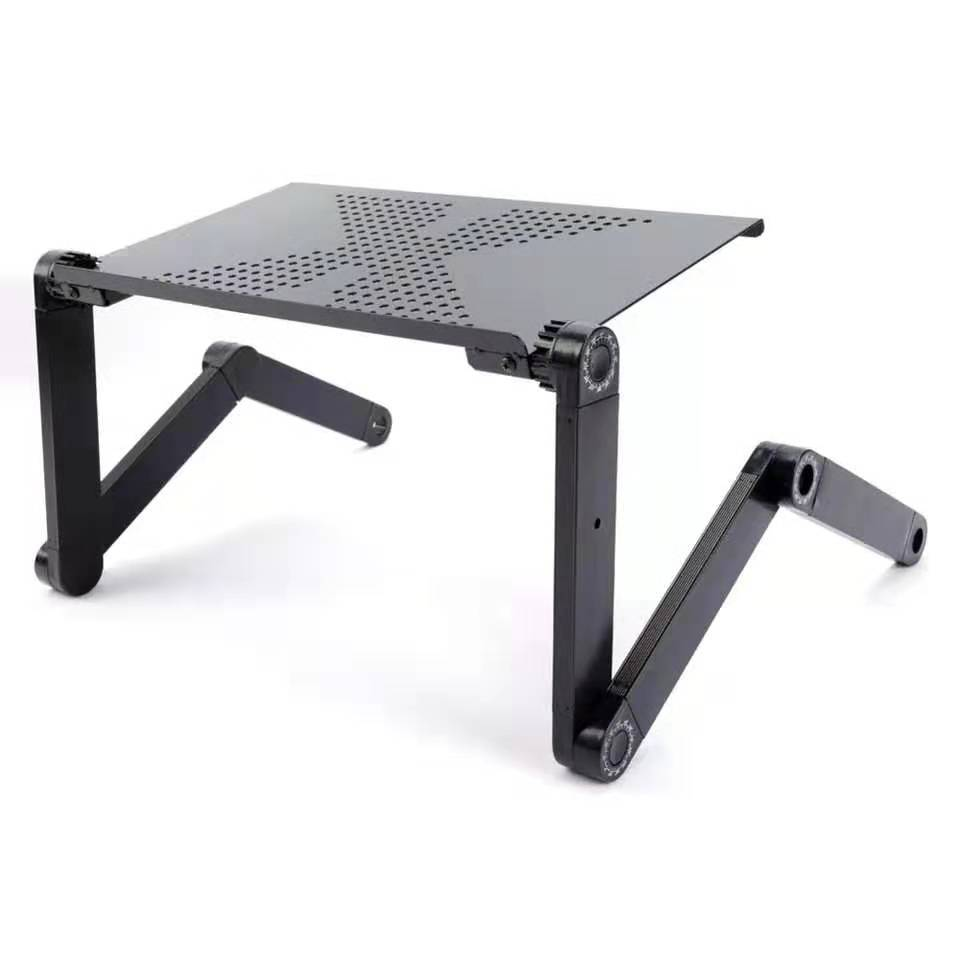 Adjustable Aluminum Laptop Stand with Mouse Pad Computers & Tablets Laptop Accessories Laptop Stand Ships From : Australia|China|Russian Federation|United States