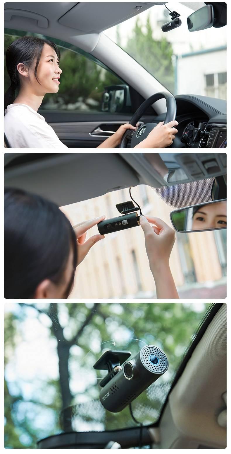 Car Camera Control