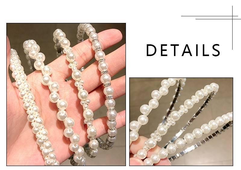 Women's Stylish Pearls Hair Accessories