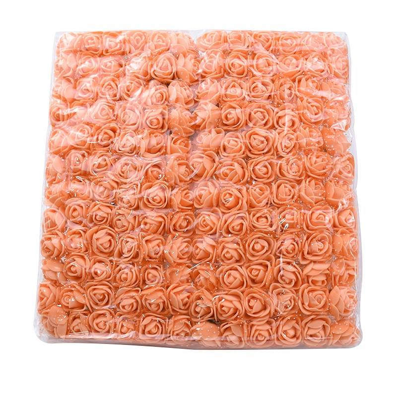 Set of 144 Small Decorative PE Flowers