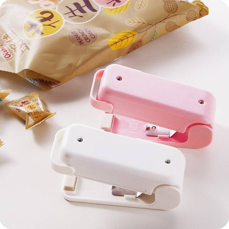 Portable Mini Sealing Machine for Food Snack