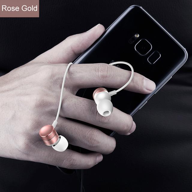 Wired In-Ear Sport Earphones