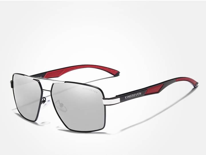 Men's Aluminium Polarized Sunglasses
