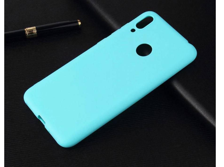 Solid Color Silicone Case for Xiaomi