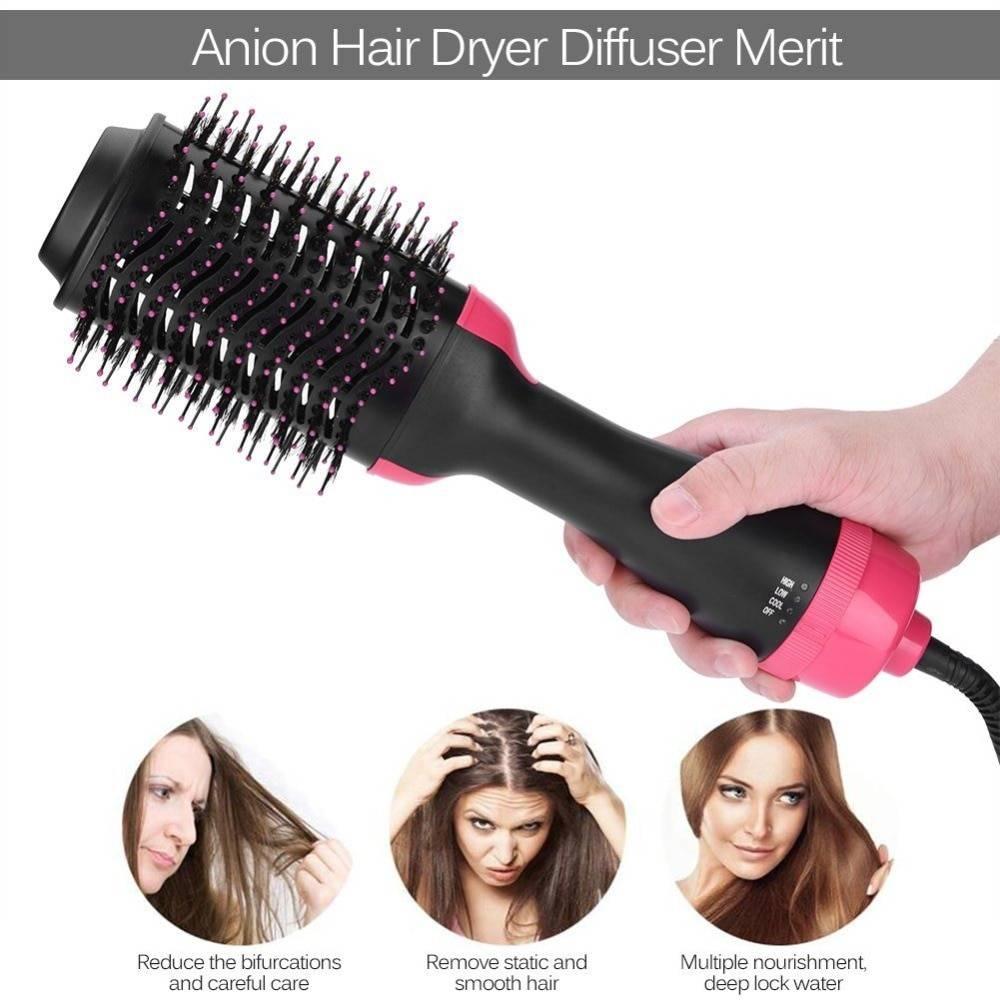 2 in 1 Hot Air Brush