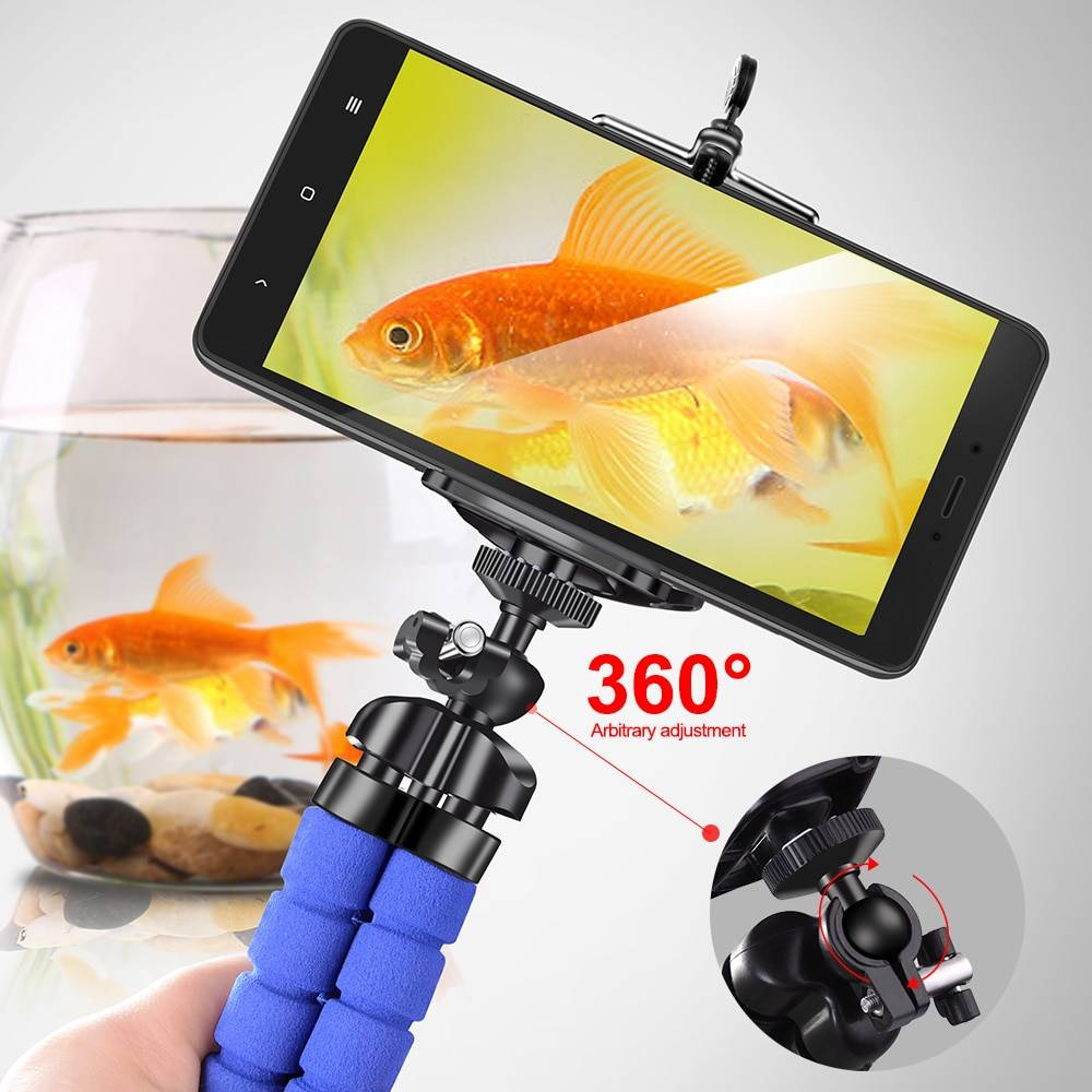 Flexible Tripod Holder for iPhone