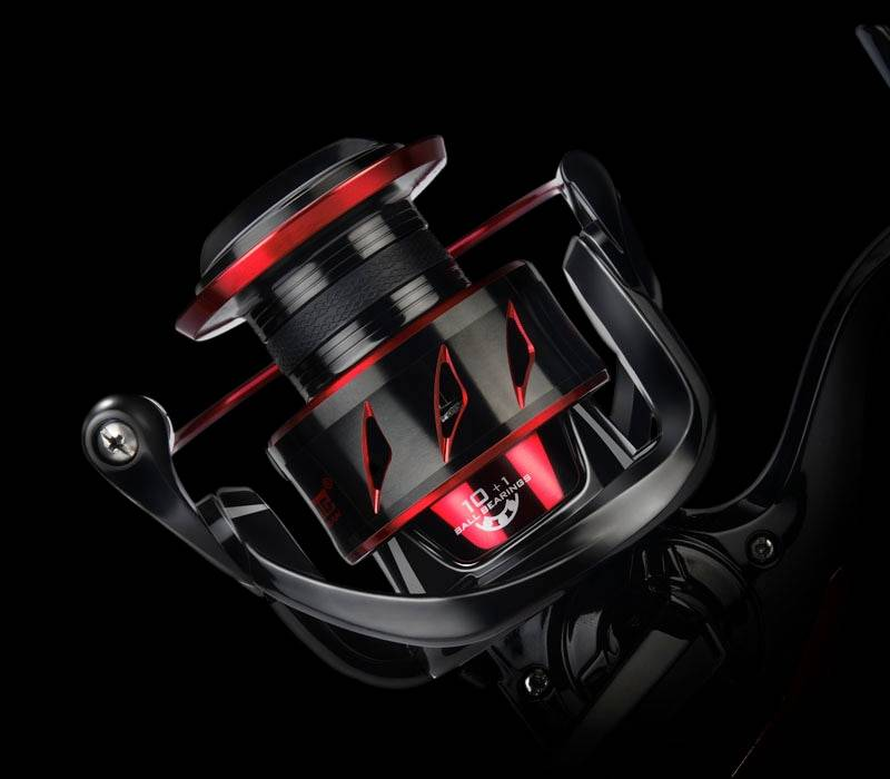 Stylish Water Resistance Spinning Reel for Fishing
