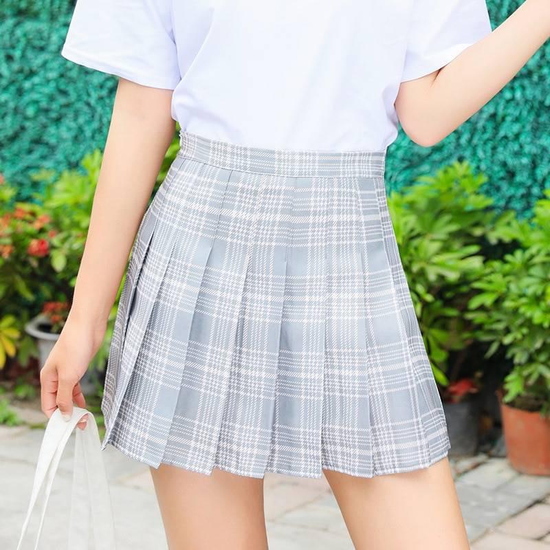 Pleated Skirt for Girls