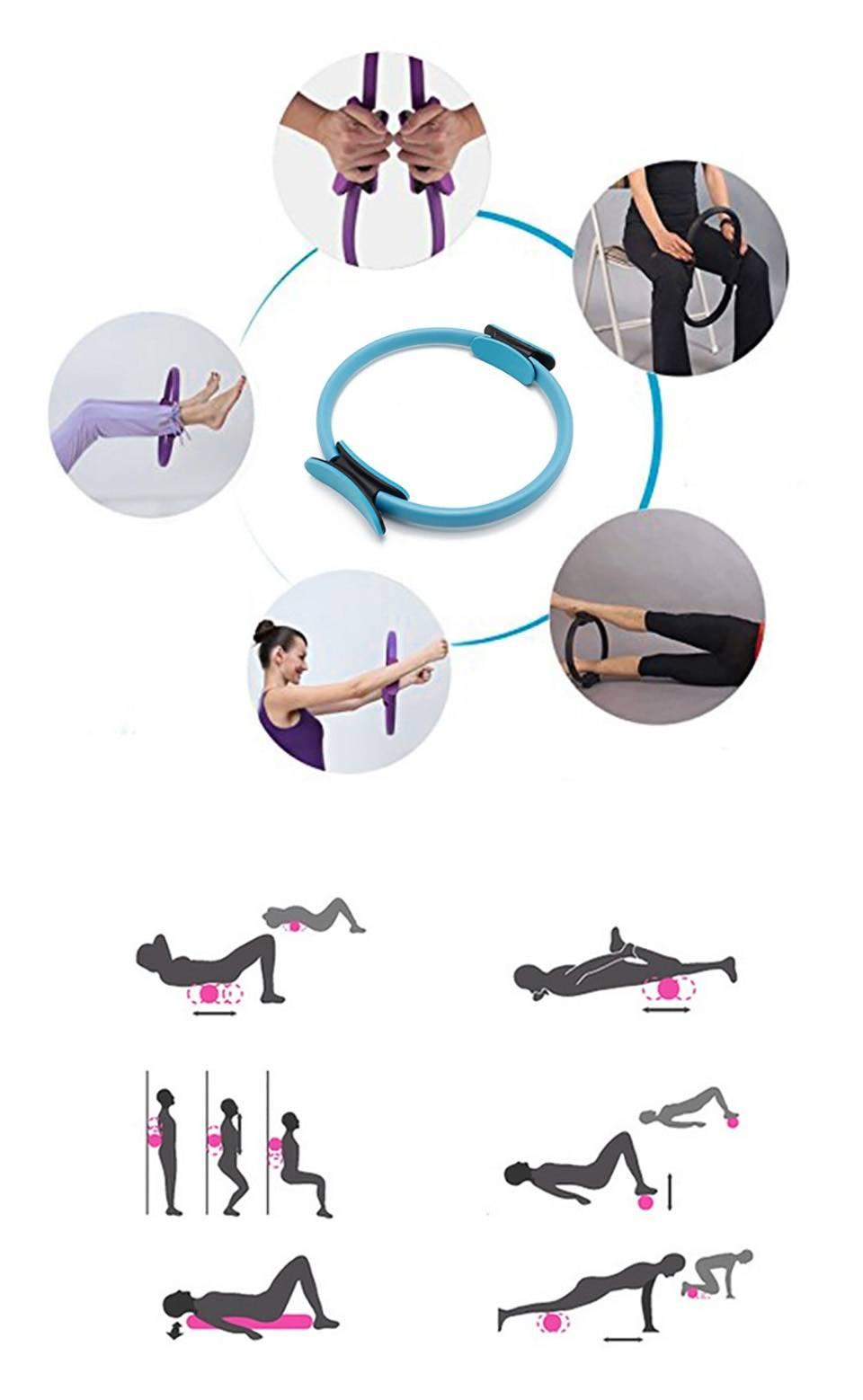 Body Slimming Yoga Rings