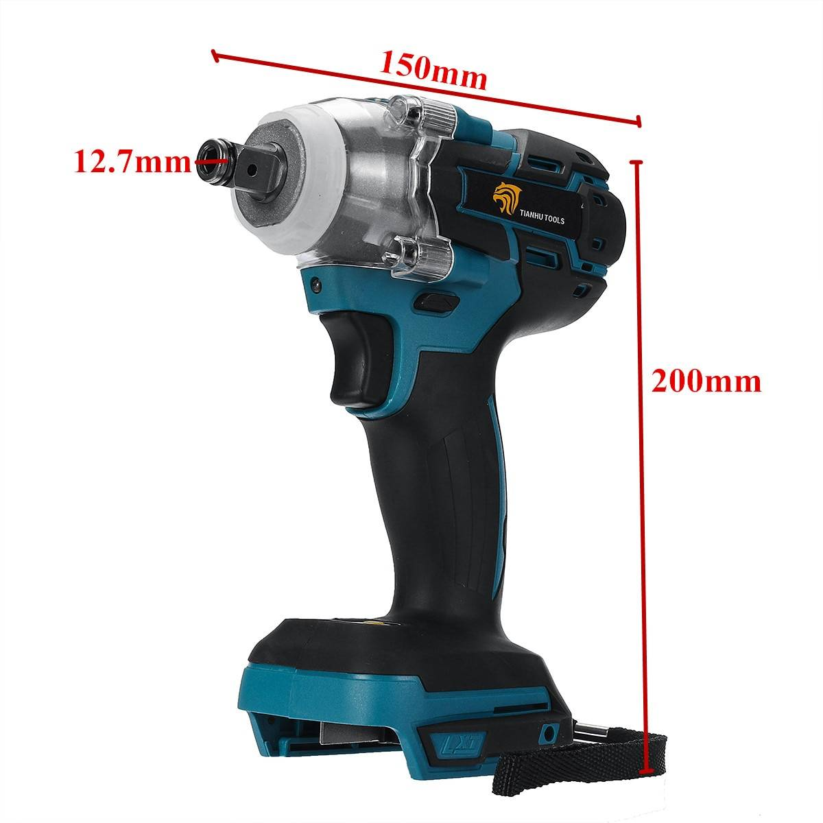 18 V Electric Impact Wrench Home Improvement & Tools Power Tools Ships From : China|Czech Republic|United States|Spain|Australia|Russian Federation|France