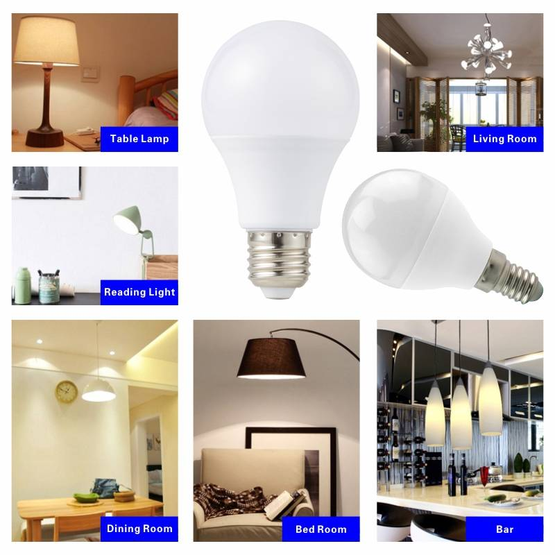 Cold / Warm White LED Bulb Home & Garden Lights & Lighting Emitting Color : Warm White|Cold White
