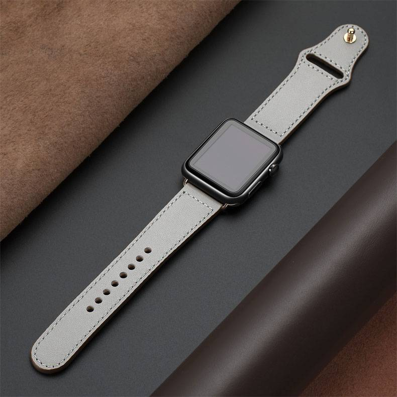 Fashion Leather Band for Apple Watch