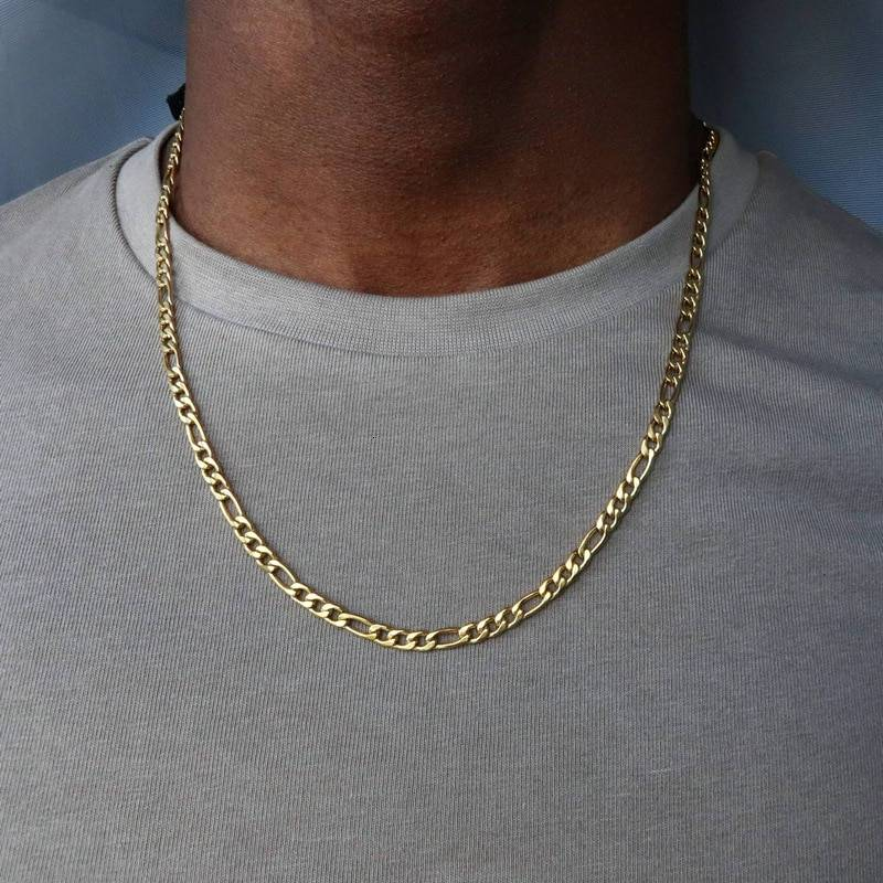 Men's Classic Chain Necklace