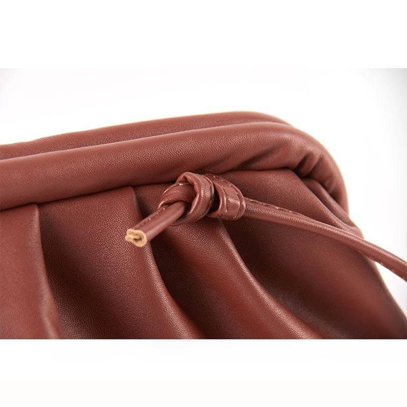 Women's Soft Cloud Shaped Shoulder Bag Clutches Women Bags & Wallets Model : 1 2 3 4 5 6 7 8 9 10 11