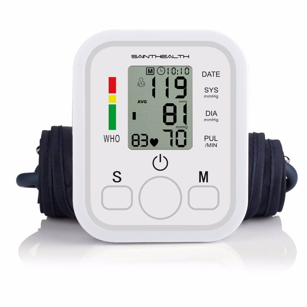 Health Care Upper Arm Blood Pressure Monitor Beauty & Health Health Care Household Health Monitors Ships From : China|Russian Federation