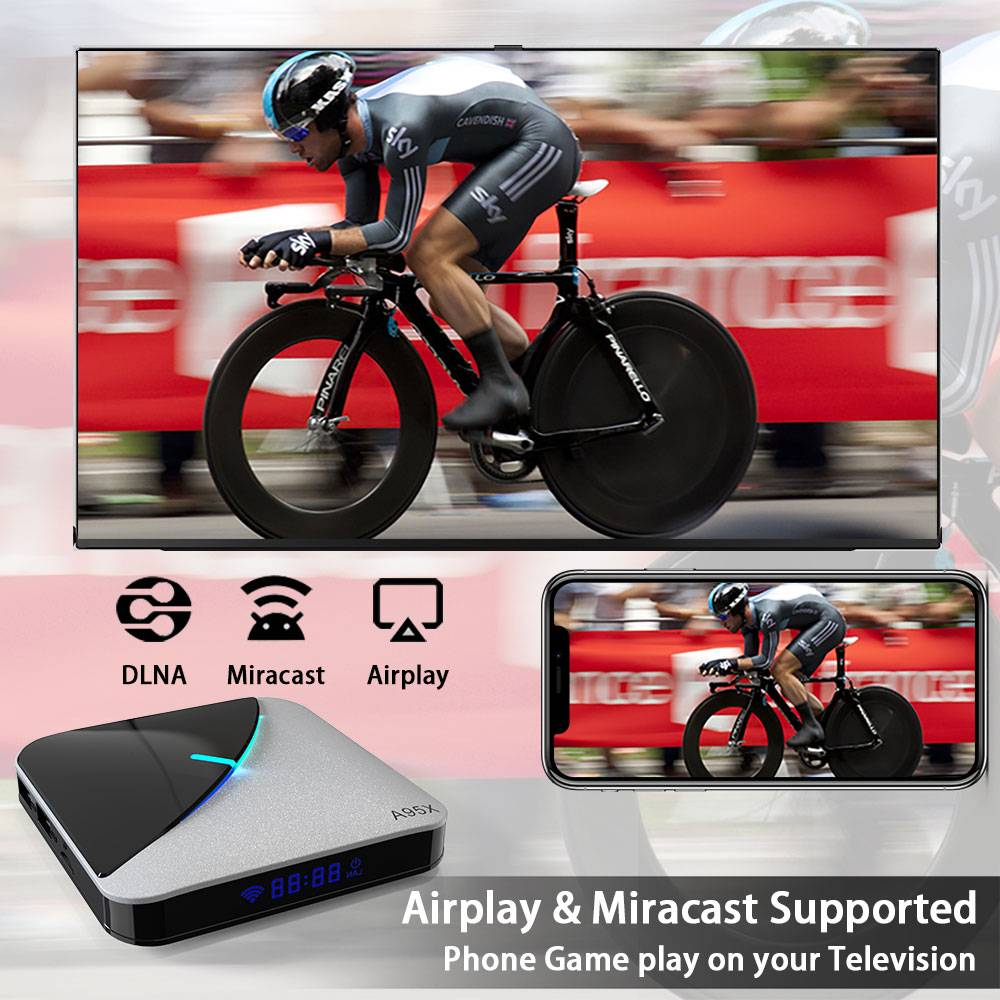 8K Android 9.0 TV Box Consumer Electronics Home Electronics Other Ships From : China United States Spain Russian Federation France