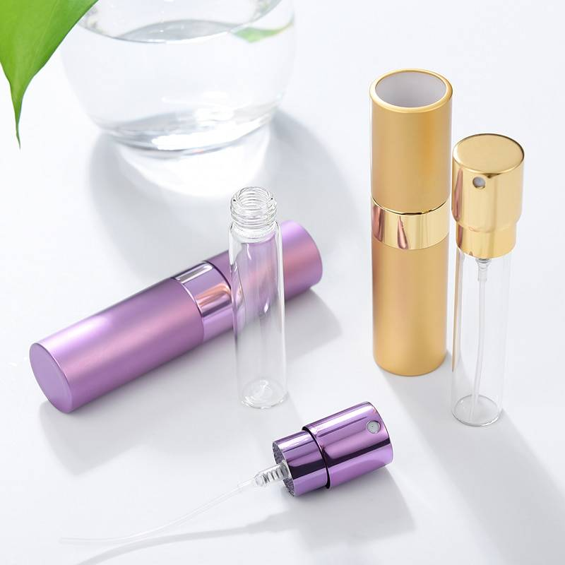 Aluminum Perfume Bottle Beauty & Health Perfume Color : Gold S|Silver S|Pink S|Red S|Blue S|Purple S|Black S|Gold M|Silver M|Pink M|Red M|Blue M|Purple M|Black M|Silver 2 S|Pink 2 S|Blue 2 S|Pink L|Mint L|Black L|Red L