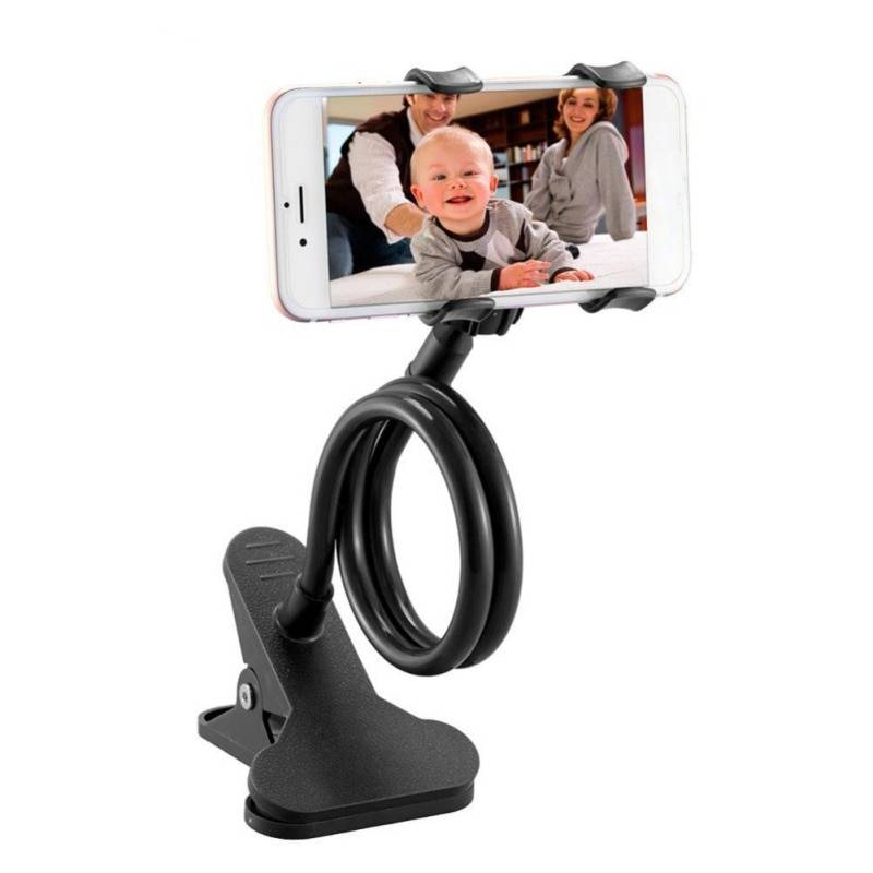 Universal Lazy Mobile Phone Gooseneck Stand Holder Mobile Phone Accessories Mobile Phone Holders & Stands Smartphones Ships From : CHINA United States