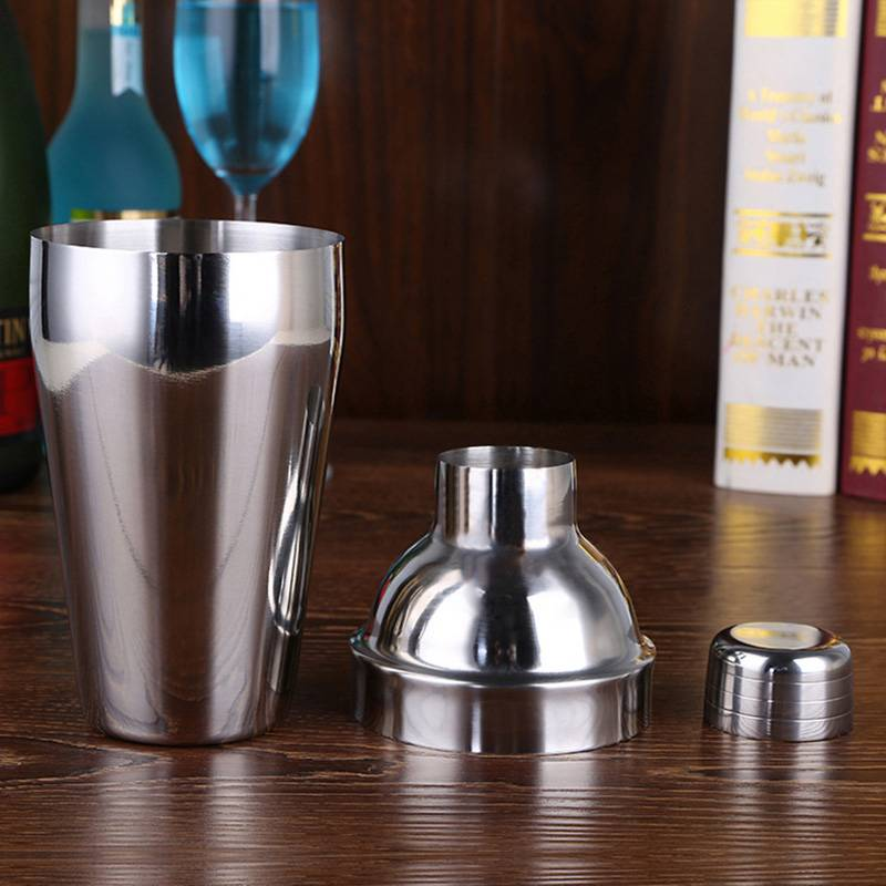 Professional Stainless Steel Cocktail Shaker