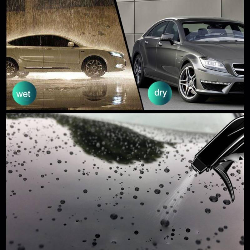Fantastic Car Coating Spray Vehicles & Parts Color : Black