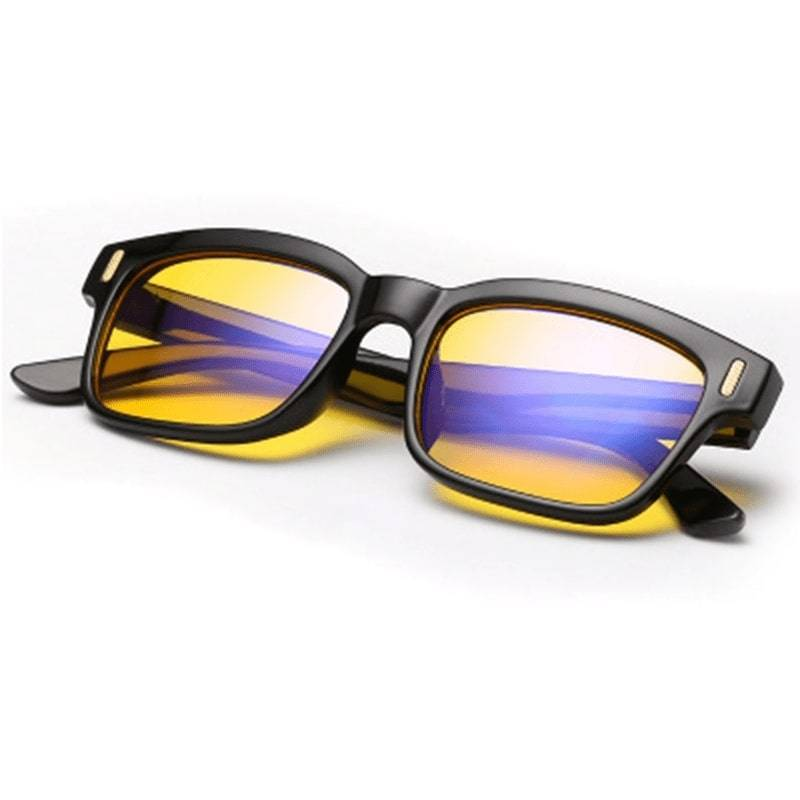 Anti-Blue Light Gaming Glasses Accessories Best Sellers Color : Black (Clear Glass)|Matte Black (Clear Glass)|Black/Brown (Clear Glass)|Brown (Clear Glass)|Blue (Clear Glass)|Black (Yellow Glass)|Matte Black (Yellow Glass)|Black/Brown (Yellow Glass)|Brown (Yellow Glass)|Blue (Yellow Glass)