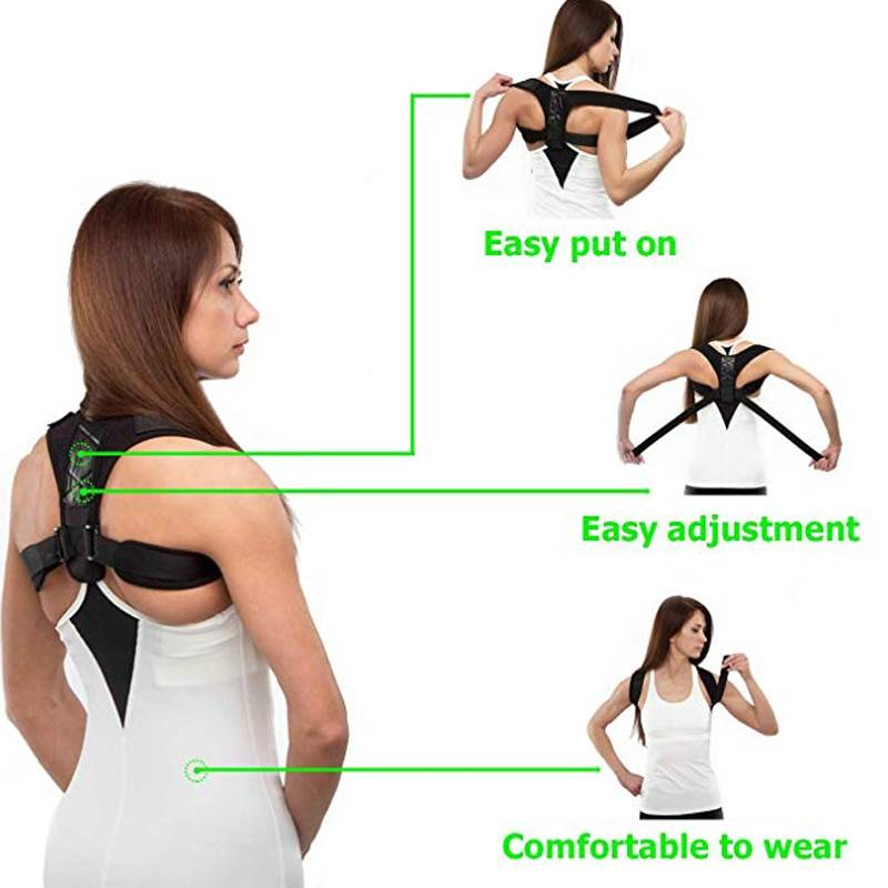 Adjustable Posture Correcting Support Accessories Apparel Backpacks & Bags Best Sellers Consumer Electronics Home Goods Jewelry Phone Accessories Toys Travel & Outdoor Vehicles & Parts Size : M adjustable L adjustable S for Children